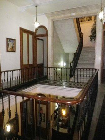 Nuevo Hotel: hall d'entrée