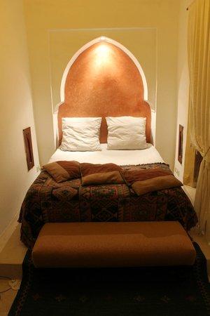 Riad Safa : Chambre du Rez de chaussée