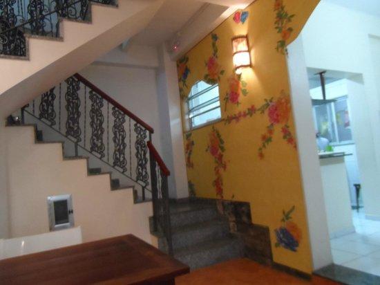 Solar Hostel : Escada
