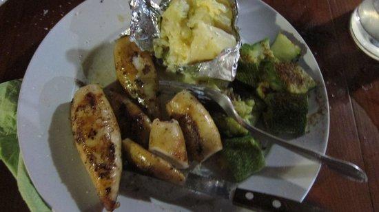 Fredy's: Grilled calamari