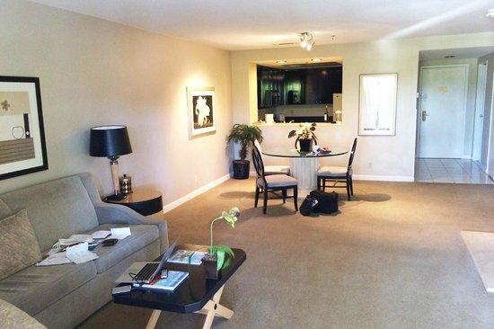 Marquis Villas Resort: Massive; simply a massive suite
