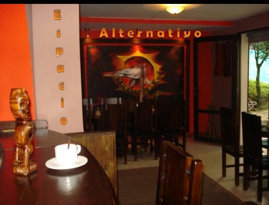 Tinto Tintero: Cafe Bar Cultural