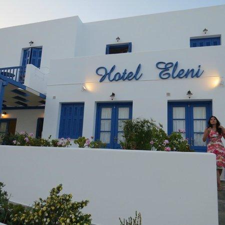Hotel Eleni: My better half...