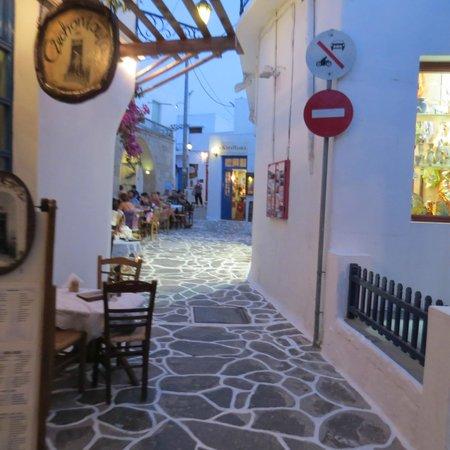 Hotel Eleni: Plaka Street