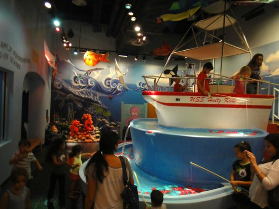 Miami Children's Museum: Pescaria