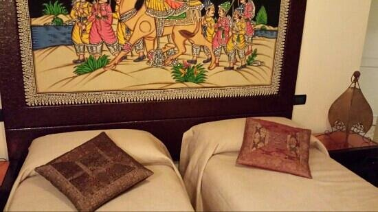 Hotel San Nicolo: camera mumbai