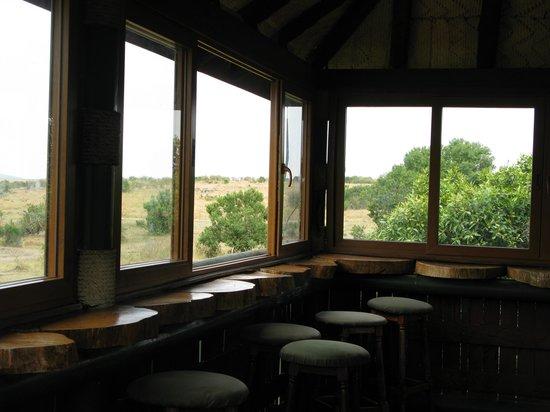 Keekorok Lodge-Sun Africa Hotels: Hippo Bar