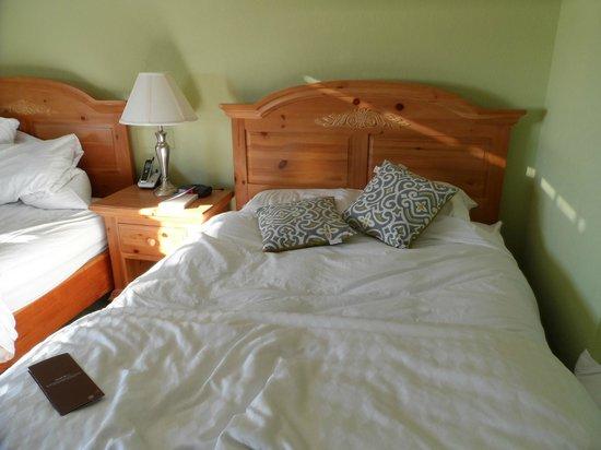 Mark Twain Hotel: Bed