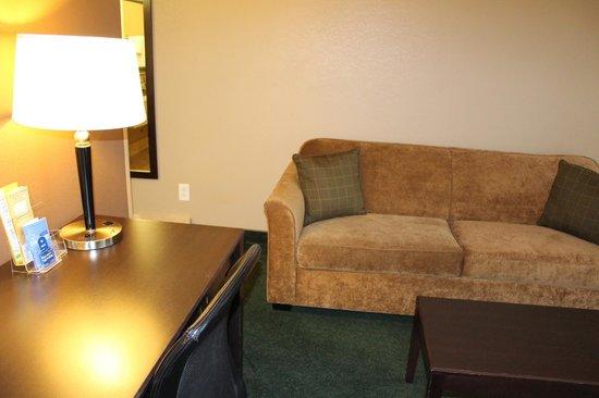 La Quinta Inn & Suites Seattle Downtown: Sitting Area