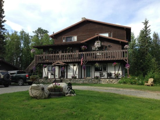 Talkeetna Chalet: the B&B