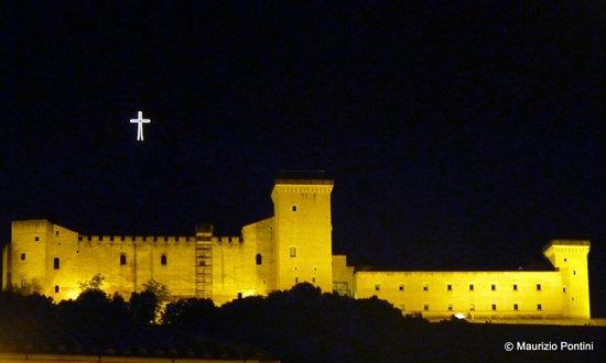 Hotel Arca: Rocca albornoziana
