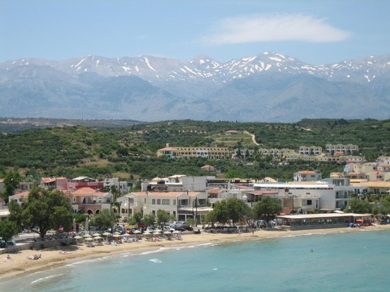 Almyrida, Greece: Almyria