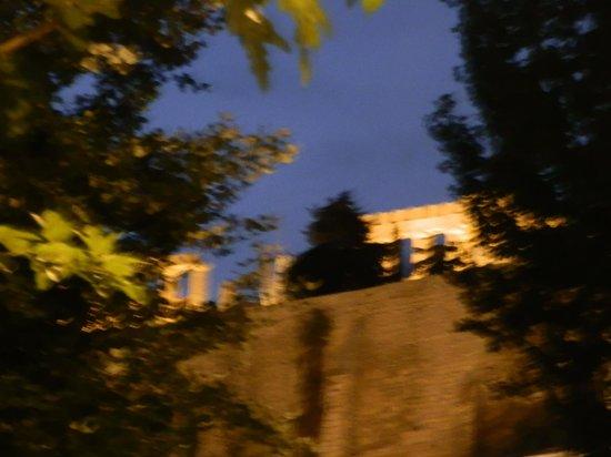 Hotel Phaedra: 50 metri dall'ingresso