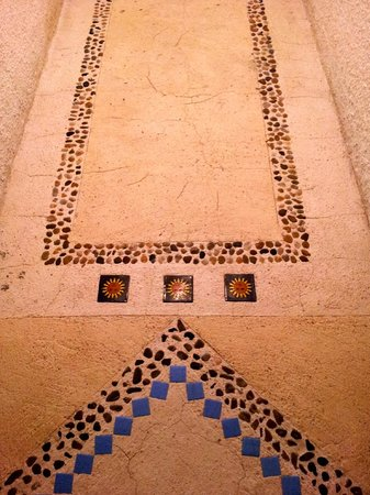 Hotel Xbalamqué Resort & Spa: tiles