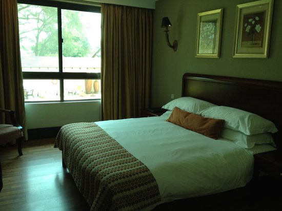 Protea Hotel by Marriott Livingstone: Double room