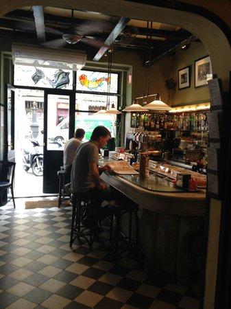 El Born: The Marbel Bar