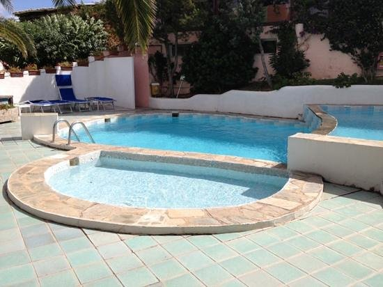 Hotel La Jacia: pool