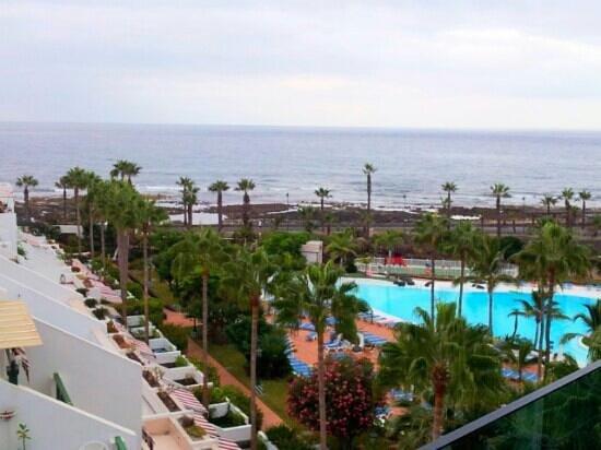 Parque Santiago Villas: balcony view