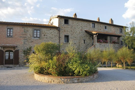 Villa Toscana La Mucchia: the house