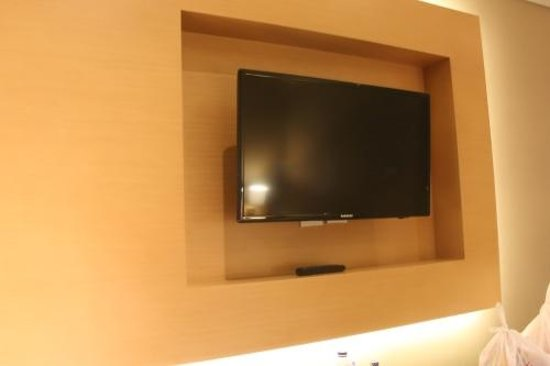 JS Luwansa Hotel and Convention Center: TV