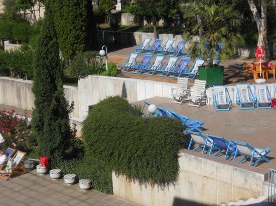 Hotel Kamena: garden