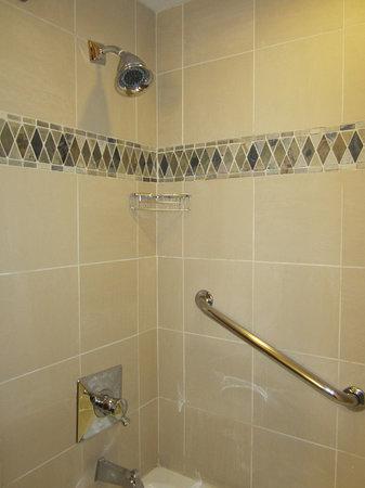 DoubleTree by Hilton Durango: Shower