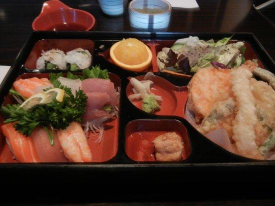 Nori Japanese Restaurant : ランチ弁当