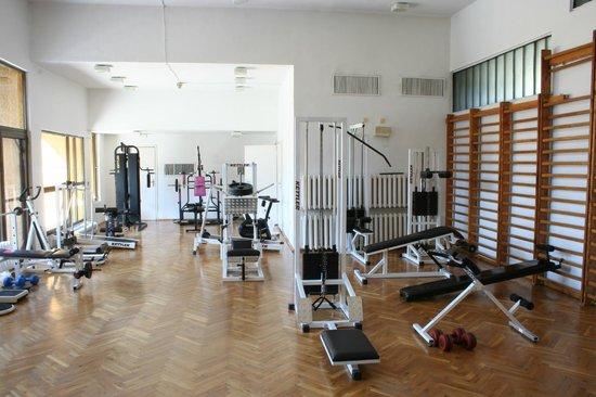 Hotel Kamena: fitnes hall
