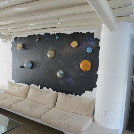 Ilio Maris Hotel : lobby..