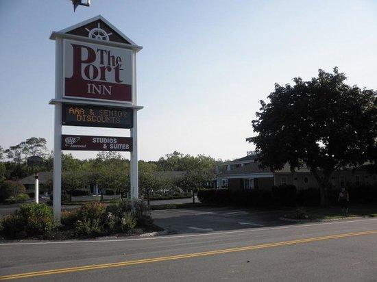 Port Inn, an Ascend Hotel Collection Member: Entrance