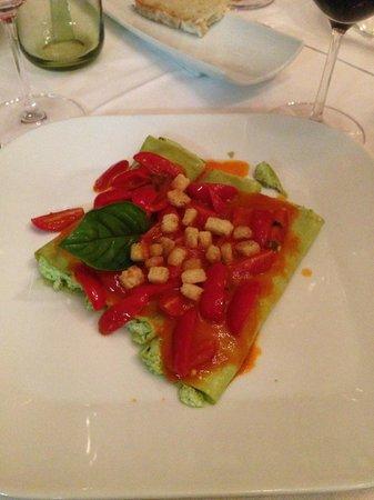 Next2 : Ravioli de Ricota