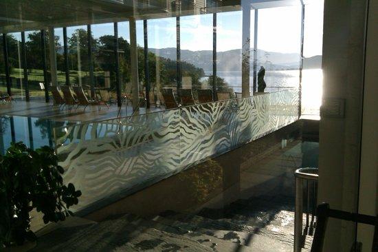 Solstrand Hotel & Bad: Swimming pool