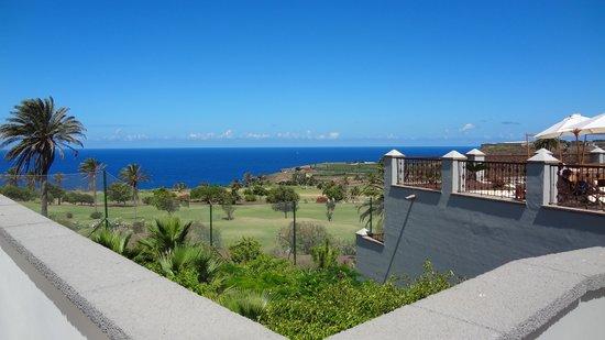Melia Hacienda del Conde: Sicht zum Golfplatz