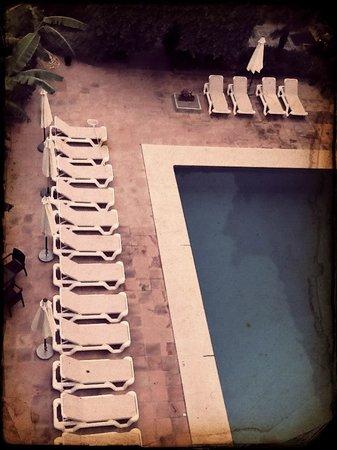 Monasterio De San Miguel Hotel : Desde la terraza