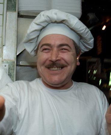 Bottelino's: Papa of whom we are very proud