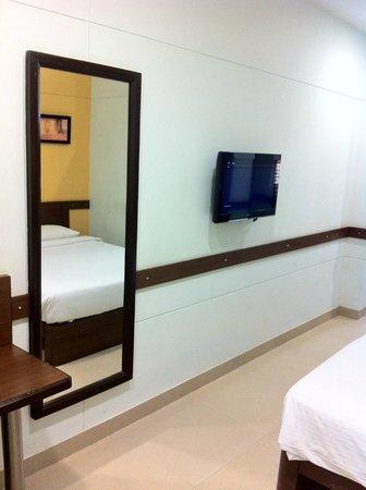 Ginger Mumbai Mahakali: Room View (4)