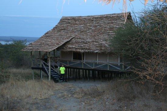 Lake Burunge Tented Camp: Exterior