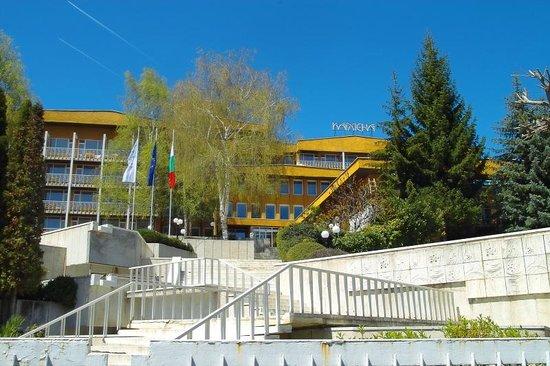 Hotel Kamena: hotel