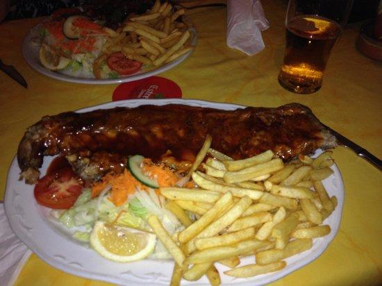 Restaurante Atlantic : Ribs