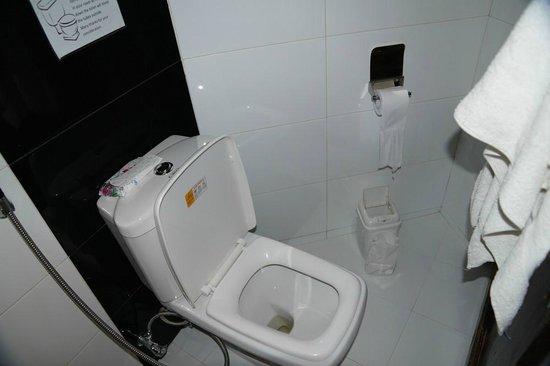 Anna Shanthi Villa: ванная комната