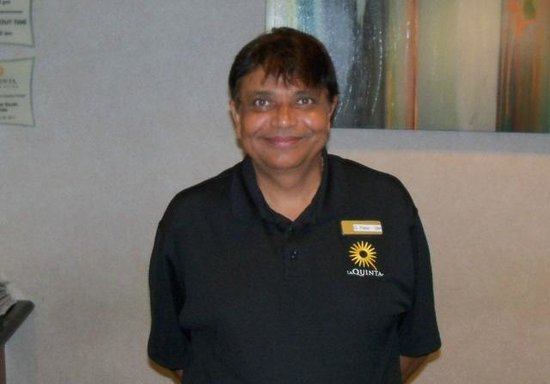 La Quinta Inn & Suites Clearwater South: Gaurand Patel GM