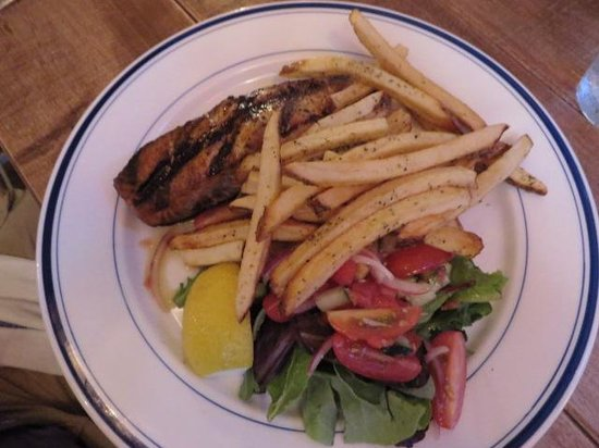 Photo of Mediterranean Restaurant Village Taverna at 81 University Pl., New York, NY 10003, United States