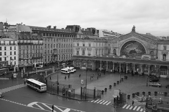 Amiot Hotel: Gare de L'Est