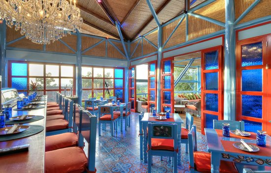 Nayara Resort Spa & Gardens: Sushi Amor Restaurant