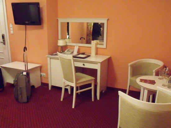 Kotulinski Palace Hotel : kamer