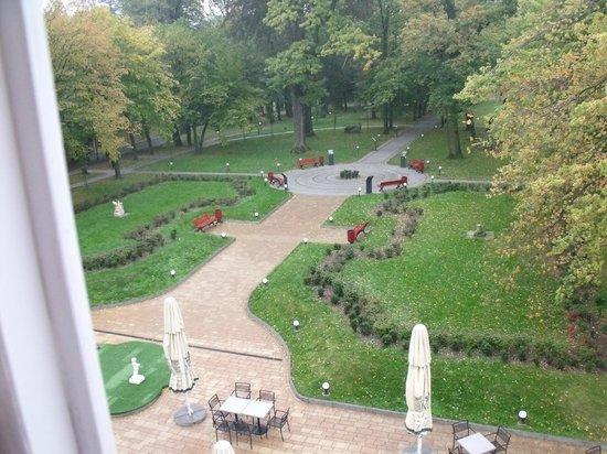 Kotulinski Palace Hotel : tuin