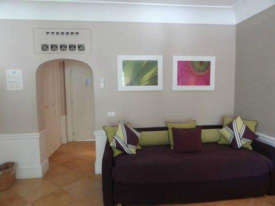 Hotel della Piccola Marina: bright and modern