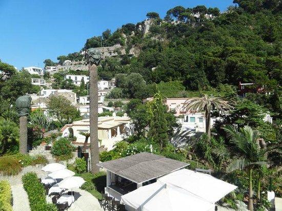 Hotel della Piccola Marina: View from pool