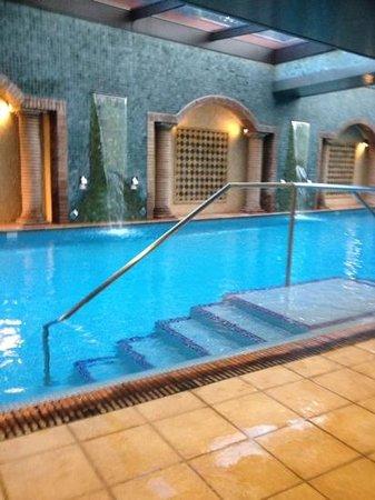 Salles Hotel & Spa Cala del Pi: spa acuatico