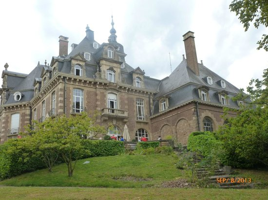 Chateau de Namur: Side